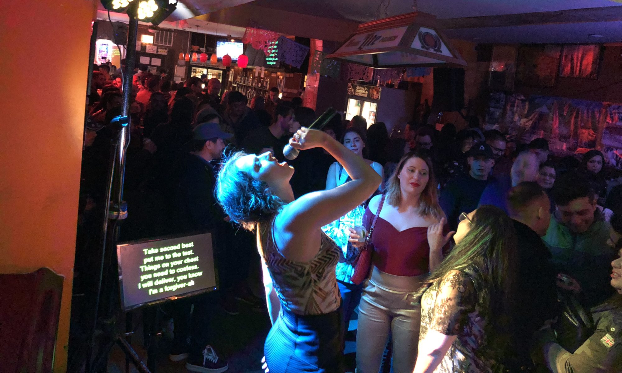 The People's Stage Karaoke